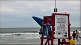 Beachgoers urged to monitor conditions this weekend