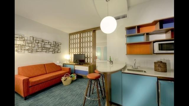 Cabana Bay Room 640