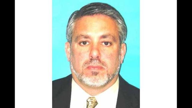 Ex-police chief Saylor mugshot