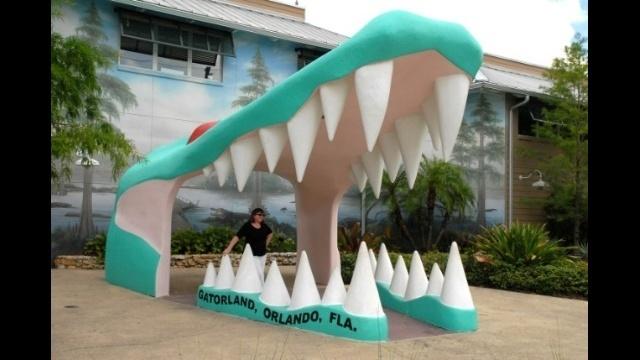 Gatorland Jaws