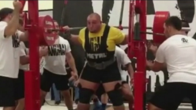 UCF student is world's strongest teen
