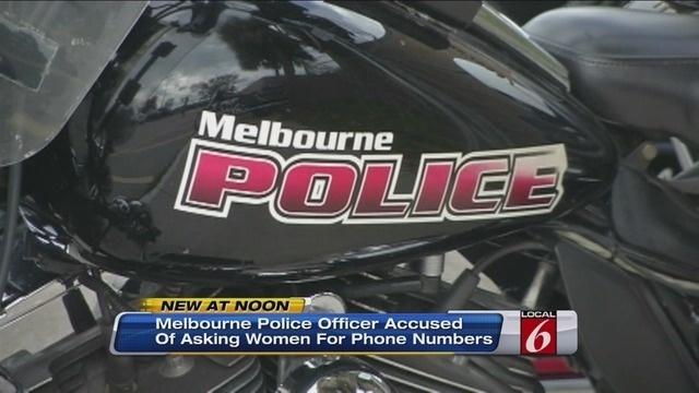 12 Melbourne Police JW