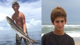 Pilot says he saw 1 of 2 Florida boys lost at sea after their boat capsized
