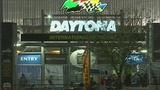 Tram crashes at Daytona International Speedway