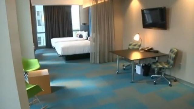 Orlando Aloft hotel