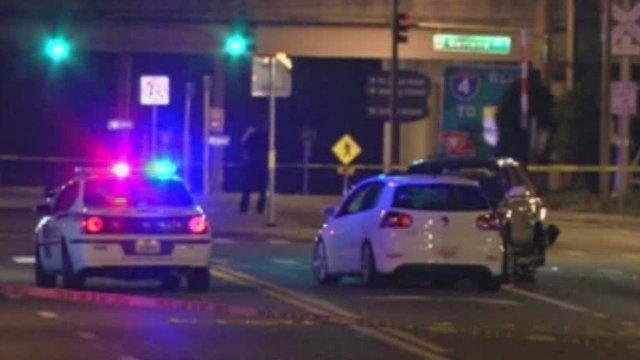 Orlando police shoot man