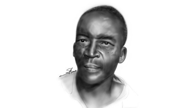 Sketch of carjacker at Florida Mall