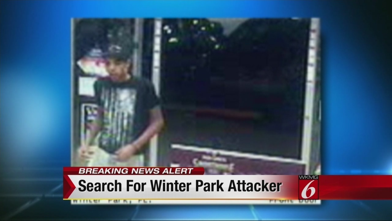 Winter Park Police Release Photos In Park Avenue Robbery