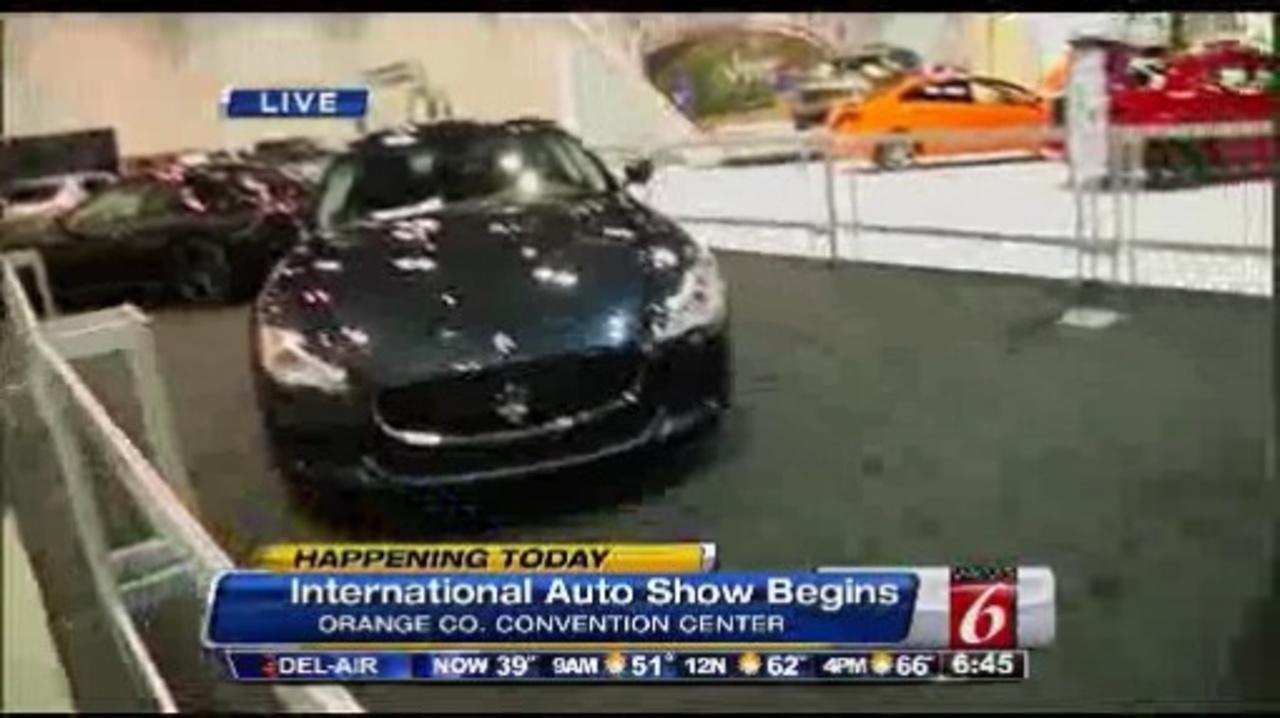 Orange County Convention Car Show