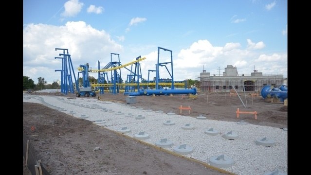 coaster and footers
