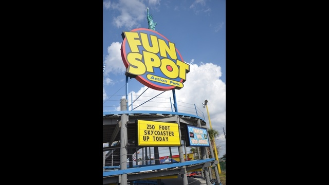 funspot sign