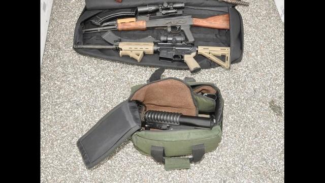 Guns stolen Orlando