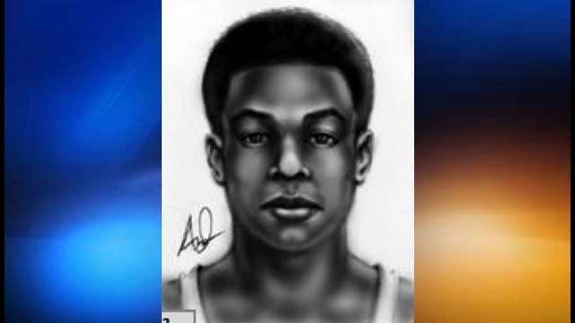 Orange County robbery suspect sketch