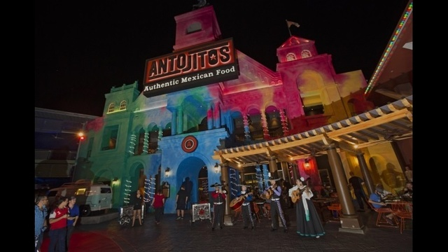 Antojitos at CityWalk
