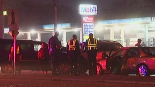 6-car crash in Apopka