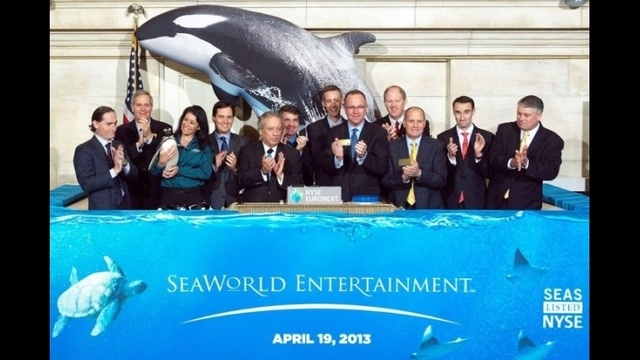 seaworld stock