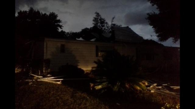 Central Florida storm damage 42914