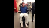 New 3-D device control wheelchairs with facial movements