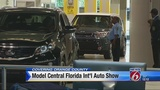 Central Florida International Auto Show opens for holiday weekend