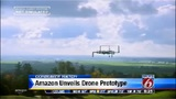 Video depicts Amazon drone delivery