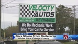 Cars stolen from Winter Park dealership in Black Friday theft