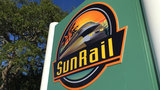 No injuries after SunRail train strikes car