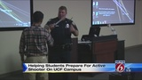 UCF provides classes for students, staff on active shooter training