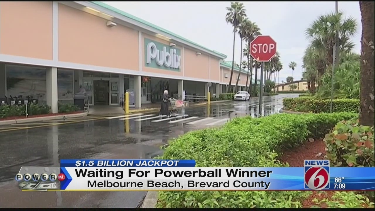 Powerball Florida Winner Melbourne Beach