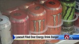 Lawsuits filed against energy drink company after health problems