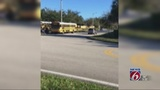 Orlando mom upset cars illegally passing school bus