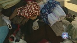 News 6 radio partner collects blankets for homeless