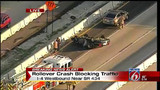 Westbound I-4 reopens after Seminole County crash