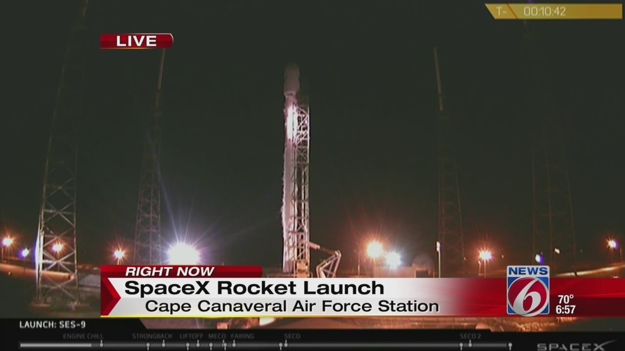 SpaceX launch delayed after 'range safety issue'