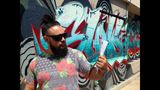 Melbourne restaurant owner gets results with mural back on building