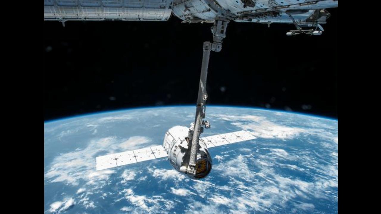 Destination Brevard News | SpaceX Dragon returns to ...