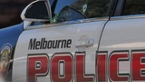 Melbourne police investigate after vehicle collides with train