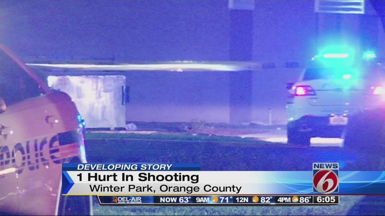 1 Arrested In Fatal Winter Park Shooting