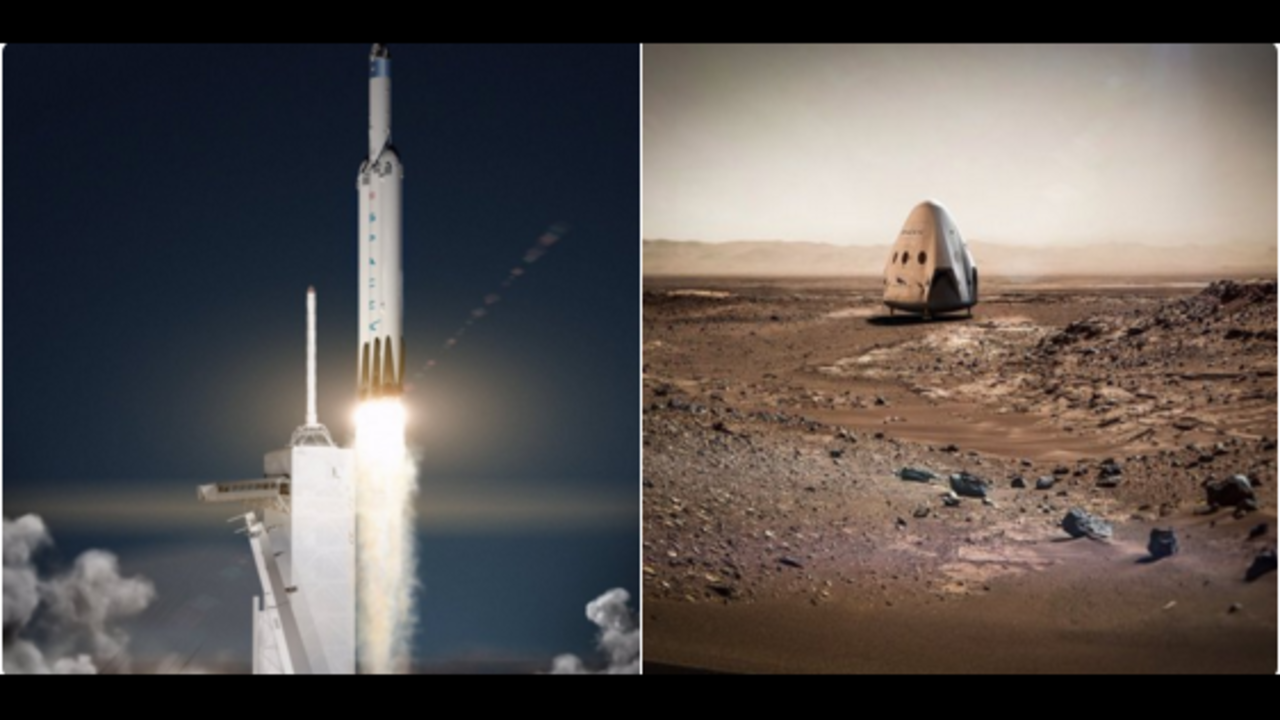 spacecraft sent to mars - photo #26