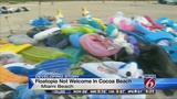 Floatopia party not welcome on Cocoa Beach