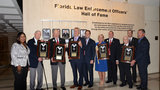 Former OPD chief among officers inducted into Hall of Fame