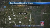 2 found dead in Ocala home