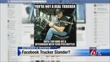 'American Trucker' host says Facebook meme goes too far