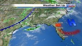 Showers, storms expected in Central Florida