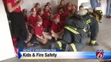 What do your children know about fire safety?