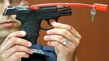 George Zimmerman speaks out after sale of gun used to kill Trayvon Martin
