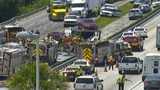 Fatal crash closes Turnpike in Orange County