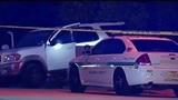 2 shot in car in Orange County