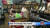 How to consign your closet