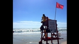 Rip currents expected at beaches over holiday weekend