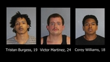 Deputies: drug rip-off, gunfire lead to 5 men arrested